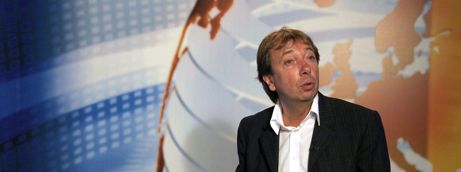 Alain Berwick quittera ses fonctions fin décembre.