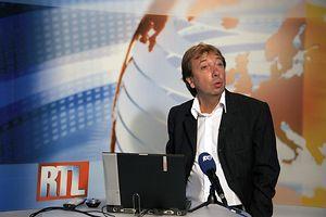 18.09.2006 RTL. Neue Programme. Neues Studio. Alain Berwick.  Foto:Tessy Hansen