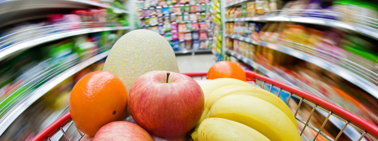 Environ 68.000 tonnes de déchets alimentaires encore comestibles sont jetés tous les ans au Luxembourg.