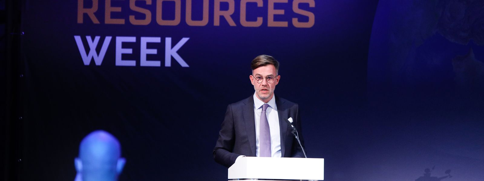 Wirtschaftsminister Franz Fayot will vielversprechende Weltraumunternehmen nach Luxemburg locken.