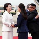 Líderes das Coreias iniciam cimeira