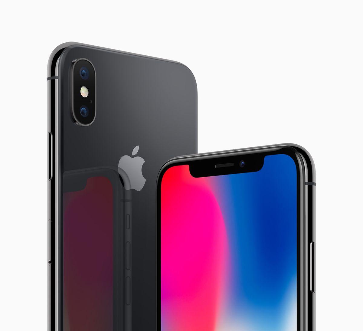 Os novos modelos iPhone serão um 'update' do X, lançado em setembro de 2017.