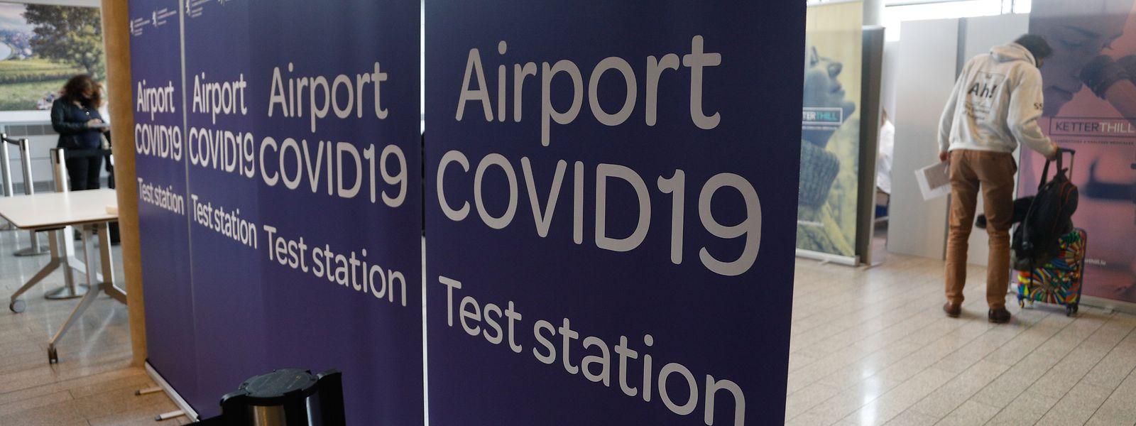 A l'avenir, tous les passagers arrivant au Findel devront remplir un formulaire indiquant où ils peuvent être contactés sur le territoire national.