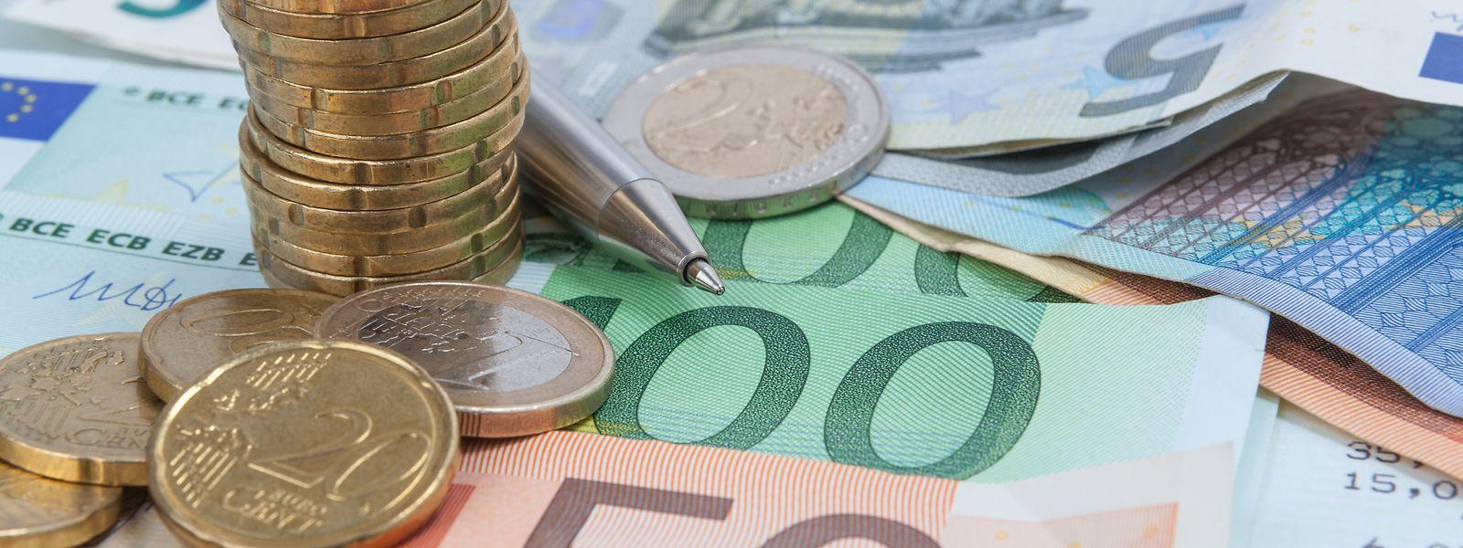 2018 gab Luxemburg 11,5 Milliarden Euro für beschäftigte Einpendler aus.