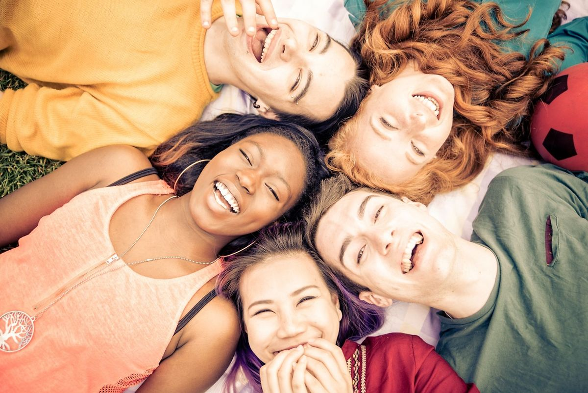 Teens will have you questioning your own fundamental beliefs as a parent Photo: Shutterstock