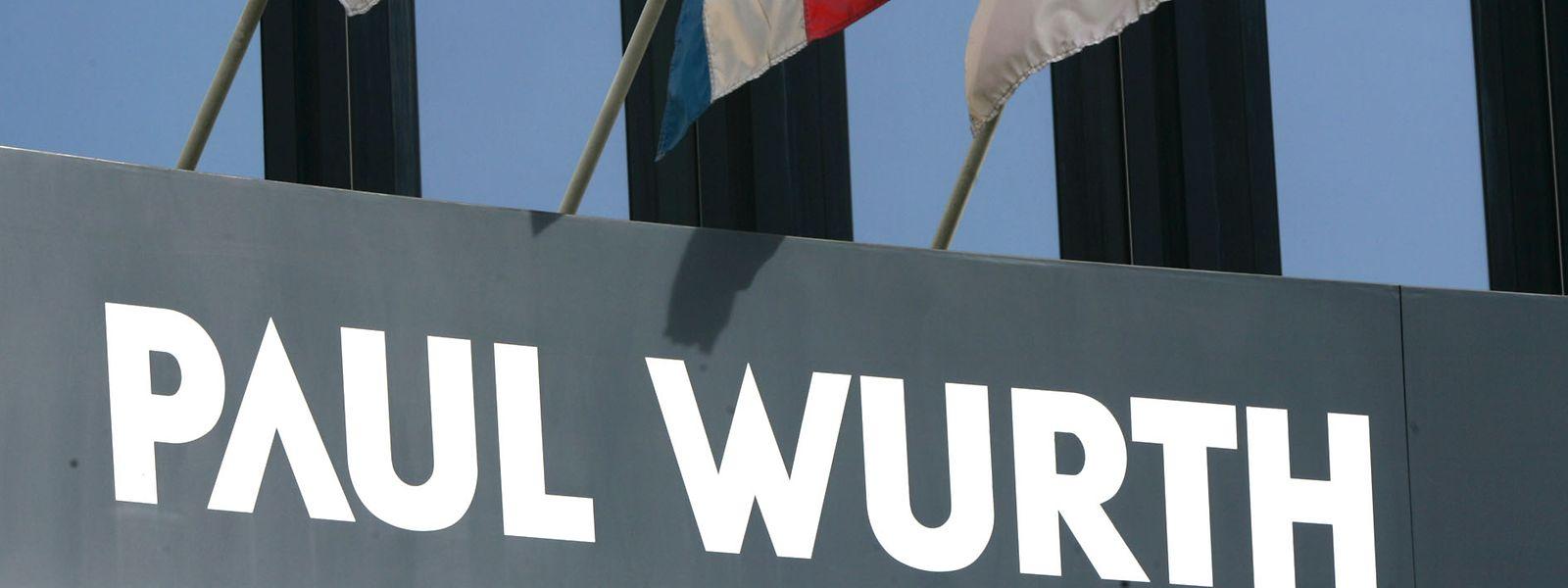 Central da Paul Wurth na cidade do Luxemburgo.