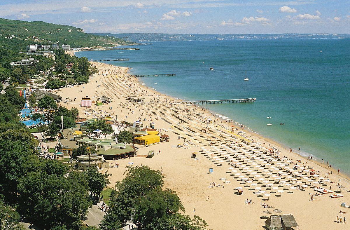 Mit seinen Ständen möchte Bulgarien auch bei Urlaubern aus Mitteleuropa punkten.