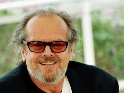 Jack Nicholson steht seit 60 Jahren vor der Kamera und im Rampenlicht.