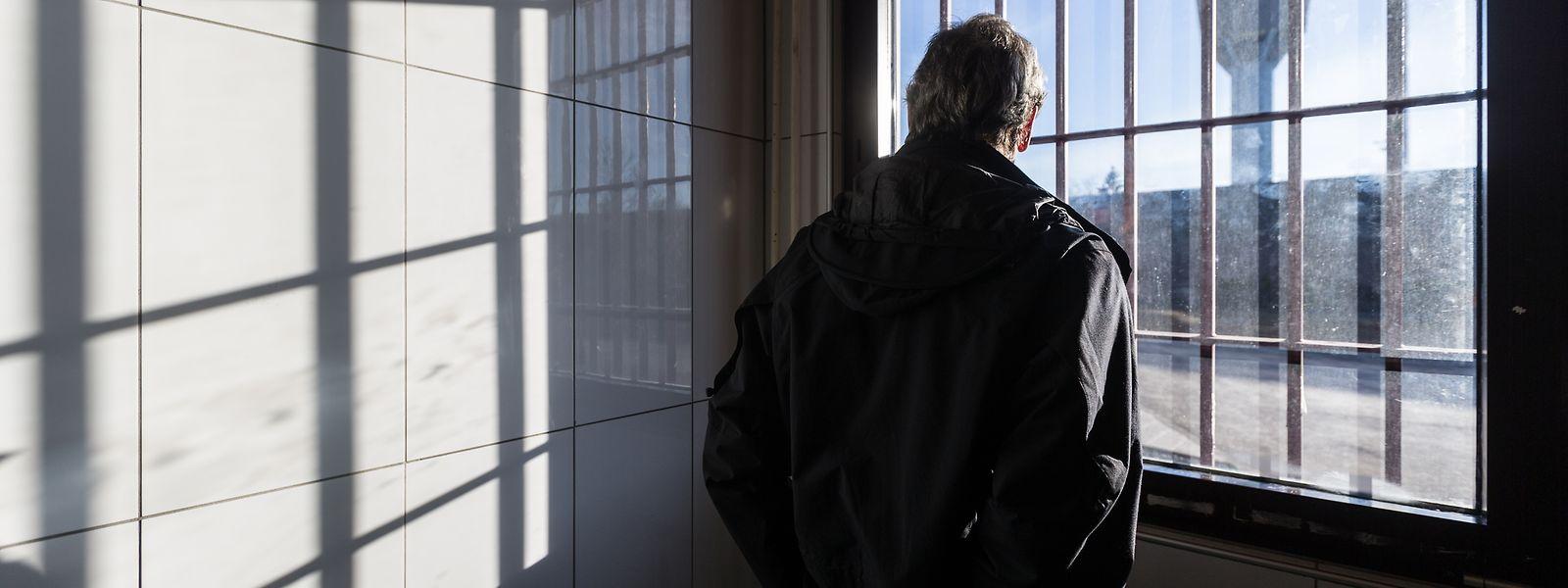 Rund 600 Häftlinge sind in Schrassig untergebracht.