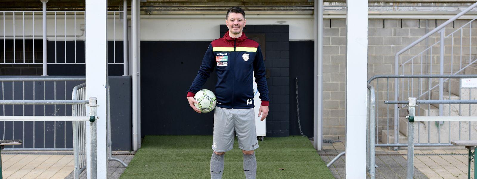 In Petingen hofft man mit dem neuen Trainer Nicolas Grézault auf bessere Ergebnisse.