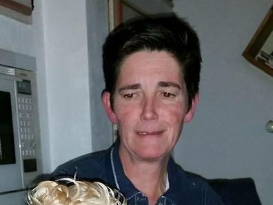 La police a transmis une photo récente de Sandrine Schreiber.