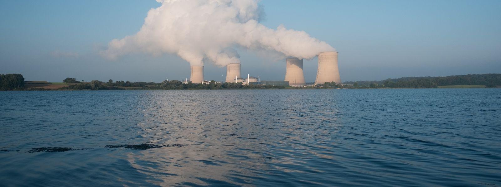 Das Kernkraftwerk Cattenom liegt knapp zehn Kilometer hinter der französischen Grenze.