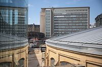 Lokales,CFL Gebäude-Bahnhof Luxemburg,Gare. Foto: Gerry Huberty/Luxemburger W