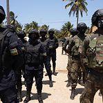 Ofensiva destrói base terrorista em Moçambique. Morreram 17 insurgentes e um soldado