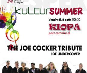 -JOE UNDERCOVER- The Joe Cocker Tribute