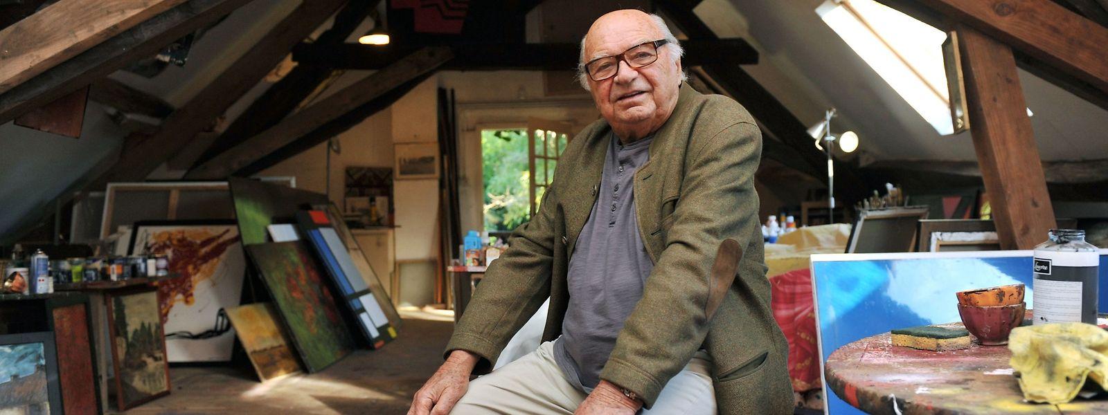 Jacques Dessange im Jahr 2011.