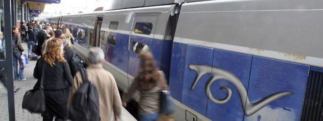 Neue Tgv Verbindung Luxemburg Straßburg In 80 Minuten