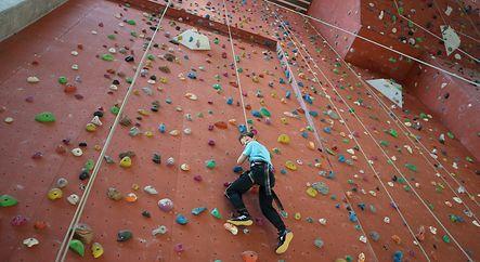 Kletterkurs für Kinder von 5 – 12 Jahren in der Jugendherberge Echternach