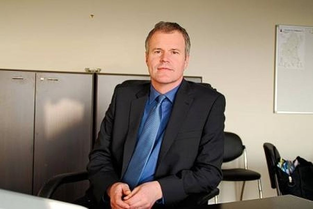 Yves Bernard, directeur général de Vivalia