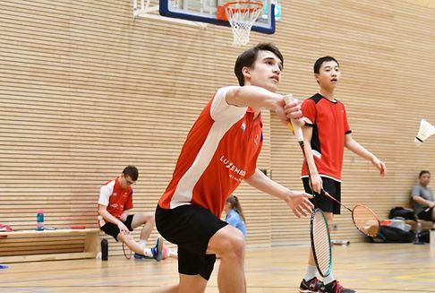 Badminton: Kampf um Kompromisse
