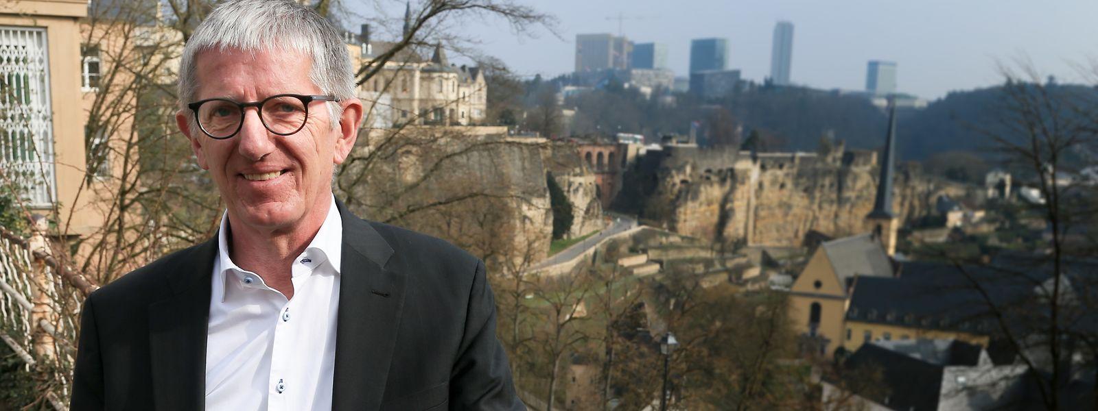 Claude Adam verlässt Mitte April die Nationalpolitik für einen Job in der Lehrerausbildung an der Uni Luxemburg.