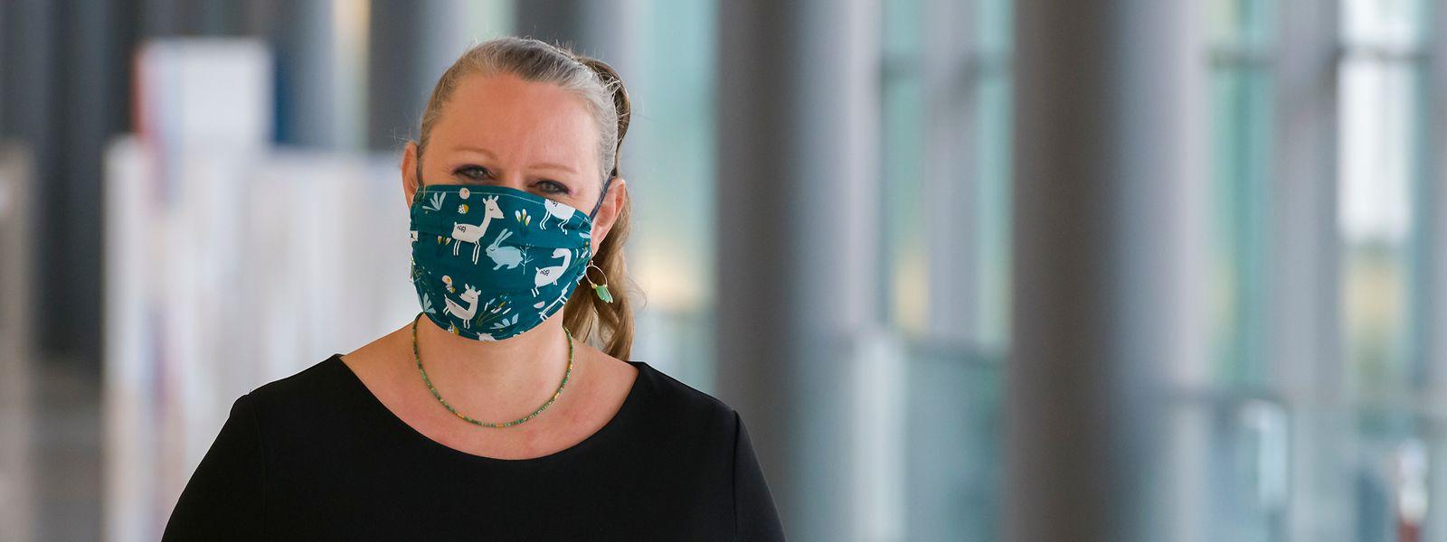 La ministre de l'Environnement, Carole Dieschbourg, n'a pas fourni la totalité des pages du contrat liant l'Etat à Oeko-Service Luxembourg.