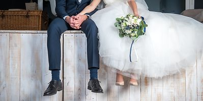 A wedding ceremony can only take place in the commune where you live