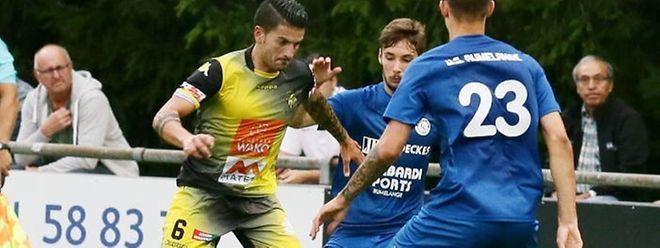 Difficile de retrouver une place de titulaire quand l'équipe tourne bien. Marco de Sousa en fait actuellement l'expérience, mais pour lui seul compte le collectif.