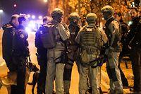 Der Bombenalarm in Kirchberg hatte die Spezialeinheiten der Polizei im März 2017 rund vier Stunden lang beschäftigt.