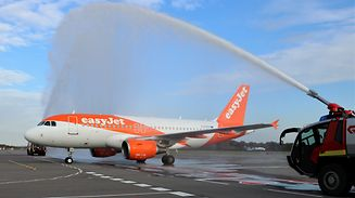 Le premier vol aura lieu le 26 avril.