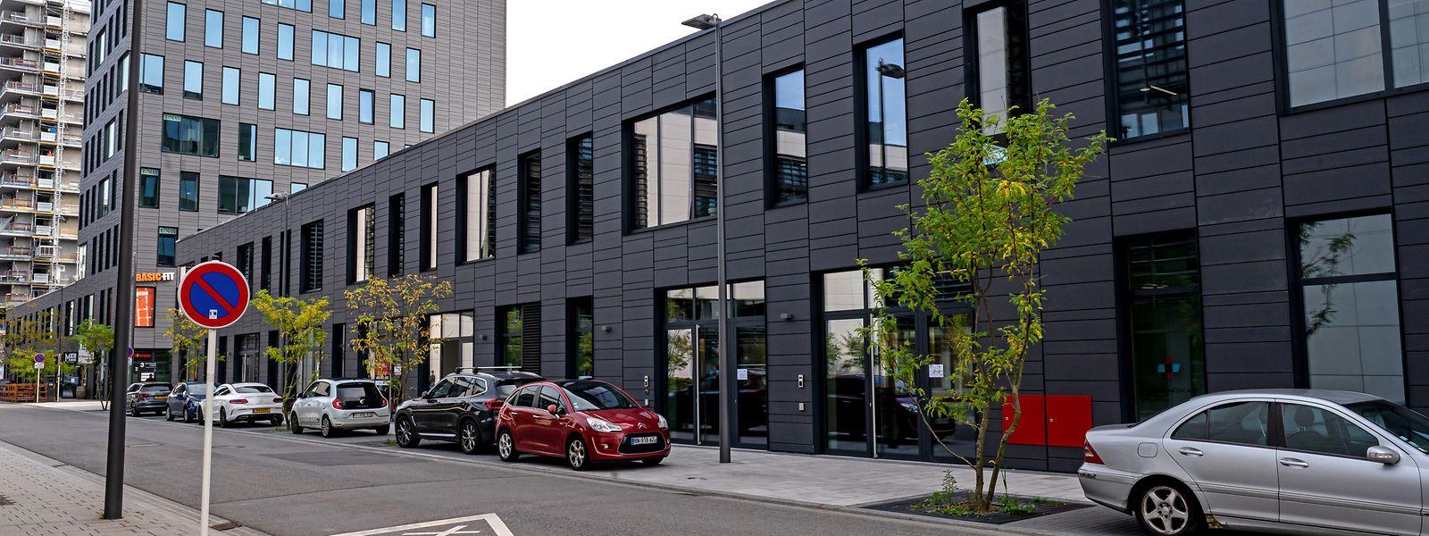 Die neuen Räumlichkeiten der Maison médicale befindet sich in der Avenue du Swing in Beles.