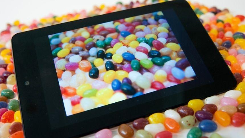 Süßigkeiten als Codename:Die verschiedenen Version von Android sind nach Leckereien wie diesen Geleebohnen (Jelly Bean) benannt.