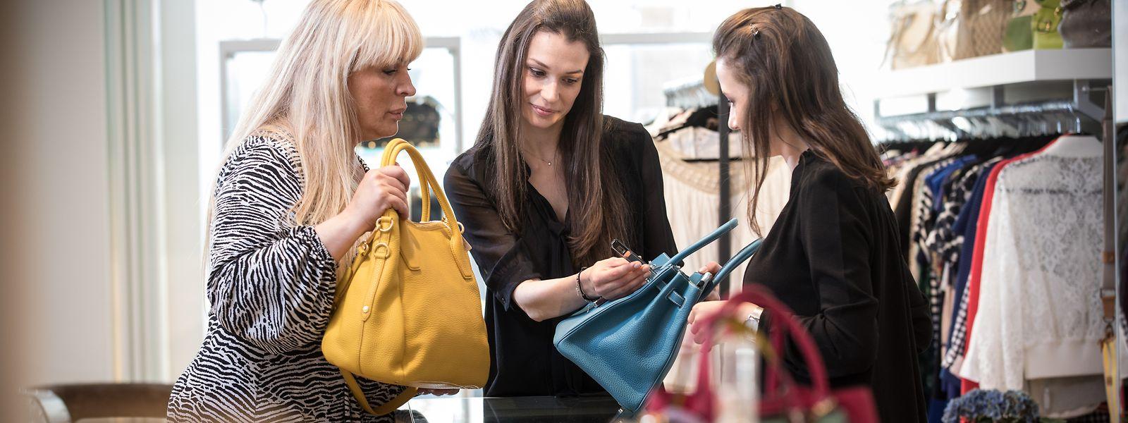 En Europe, en 2019, le marché de la mode de seconde main représentait 13 milliards d'euros.