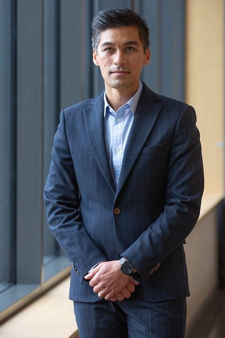 Stéphane Thauk: «nous avons 58 bâtiments sous gestion pour une trentaine de clients»