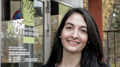 8.12. Dudelange / ITV Fr. Ouardalitou , Luxemburgisch-Kurse für schwer Hörgeschädigte Foto:Guy Jallay