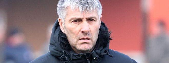 Patrick Hesse avait succédé à Didier Philippe au mois de novembre dernier.