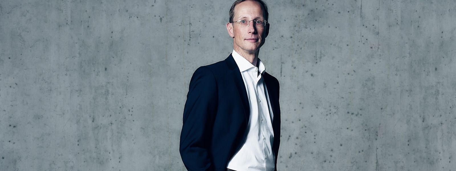 Franz-Werner Haas ist der CEO von CureVac.