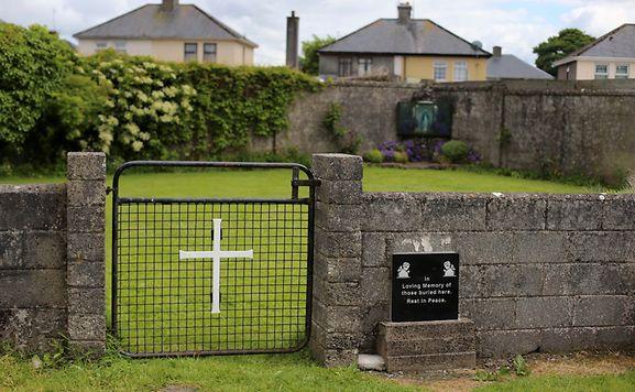 Massengrab in Kinderheim in Irland entdeckt