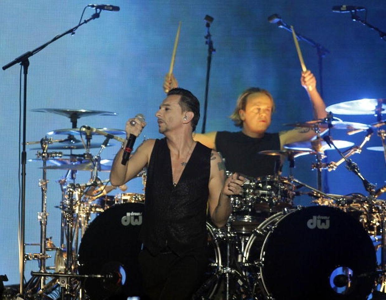 Depeche Mode são um dos cabeças-de-cartaz do festival Nos Alive, que arranca a 7 de julho, no Passeio Marítimo de Algés.