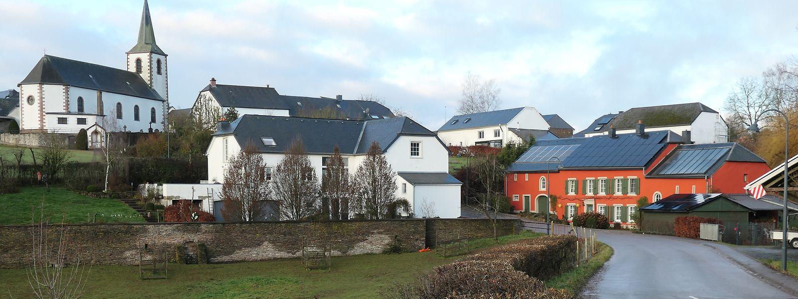 Die Gemeinden Wahl und Grosbous kämen bei einer Fusion gemeinsam auf etwas mehr als 2.000 Einwohner.
