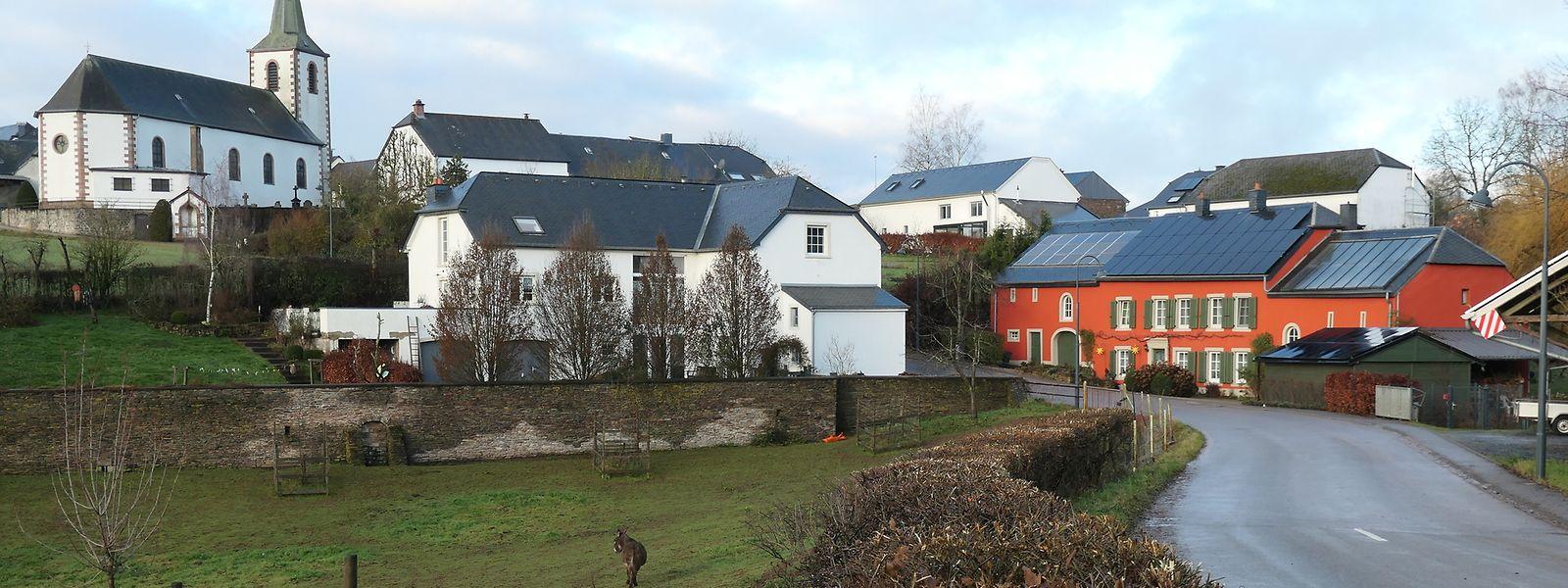 Die Gemeinden Wahl und Grosbous kämen nach einer Fusion gemeinsam auf rund 2.100 Einwohner.