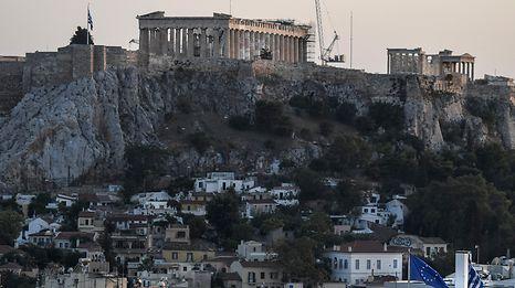 Nach Jahren der Krise scheinen sich die grieschichen Finanzen etwas zu erholen.