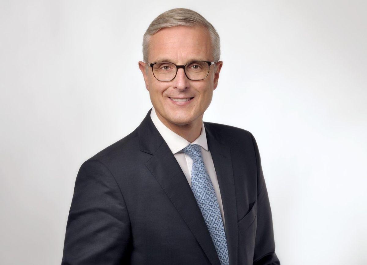 Frank Rückbrodt arbeitet seit über zwanzig Jahren in verschiedenen Funktionen im Konzern.