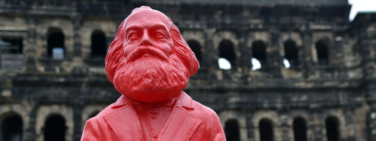 Trier möchte ein differenziertes und vorurteilsfreies Marx-Bild zeichnen.