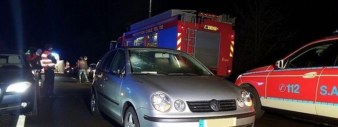 Der getötete Mann war nur Beifahrer, während seine Tochter am Steuer saß.