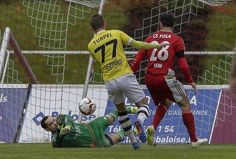 Football: Fola Esch deny Dudelange league title