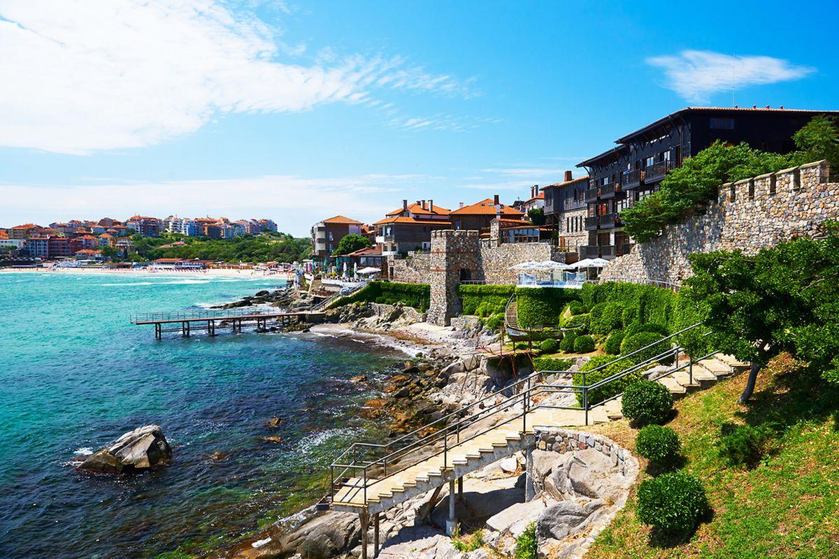 The seaside resort of Sozopol in Bulgaria (Shutterstock)