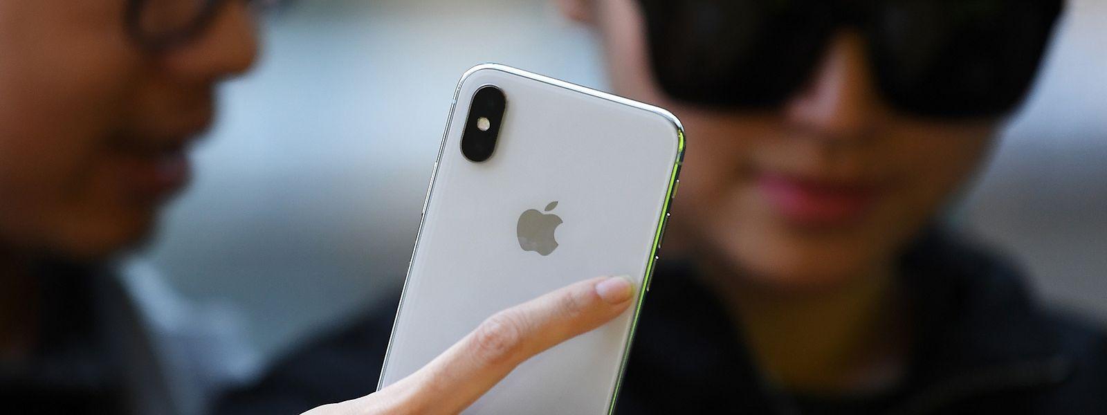 Die Apple-Gemeinde fiebert dem Tag der Vorstellung entgegen.