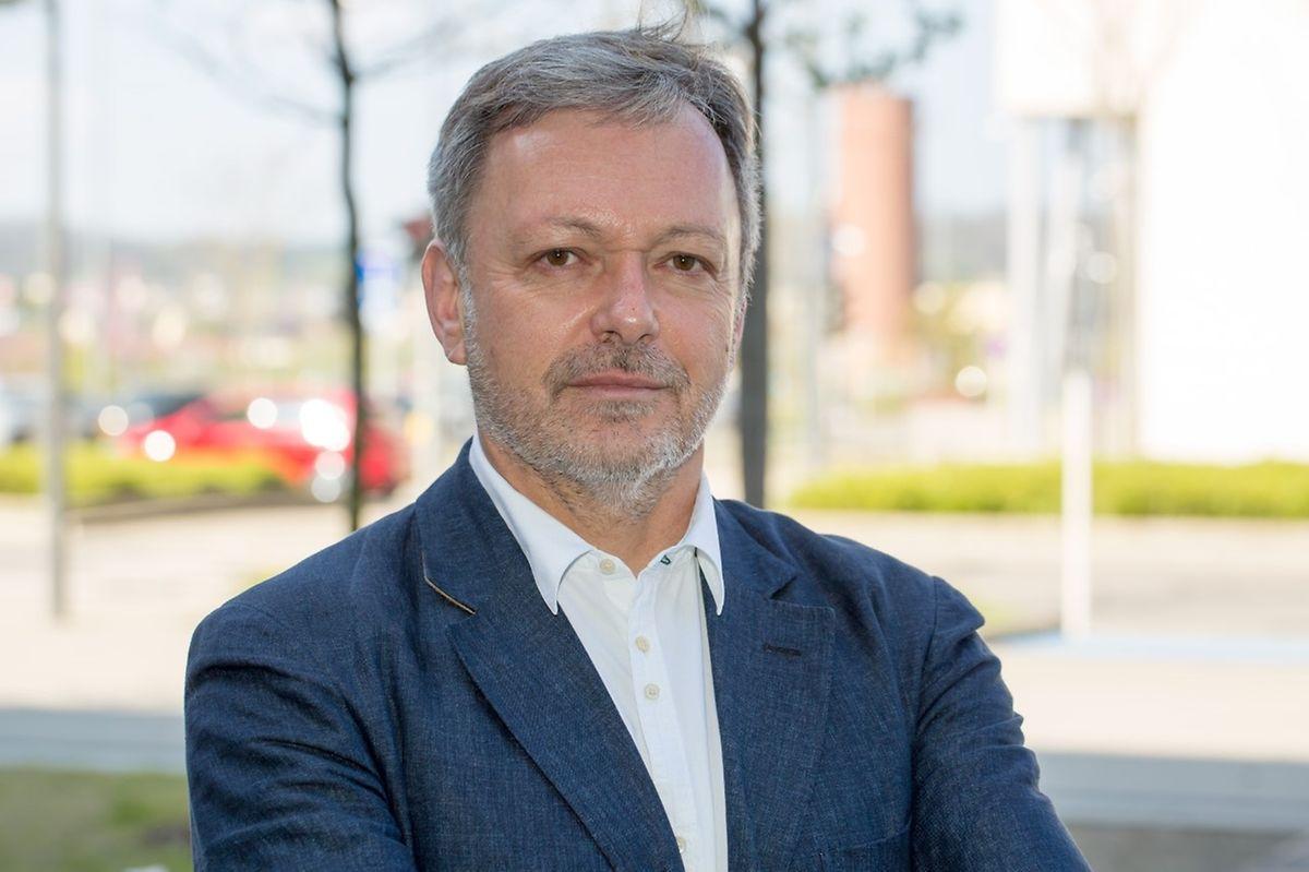 Claus Vögele ist Professor für Klinische Psychologie und Gesundheitspsychologie an der Universität Luxemburg.