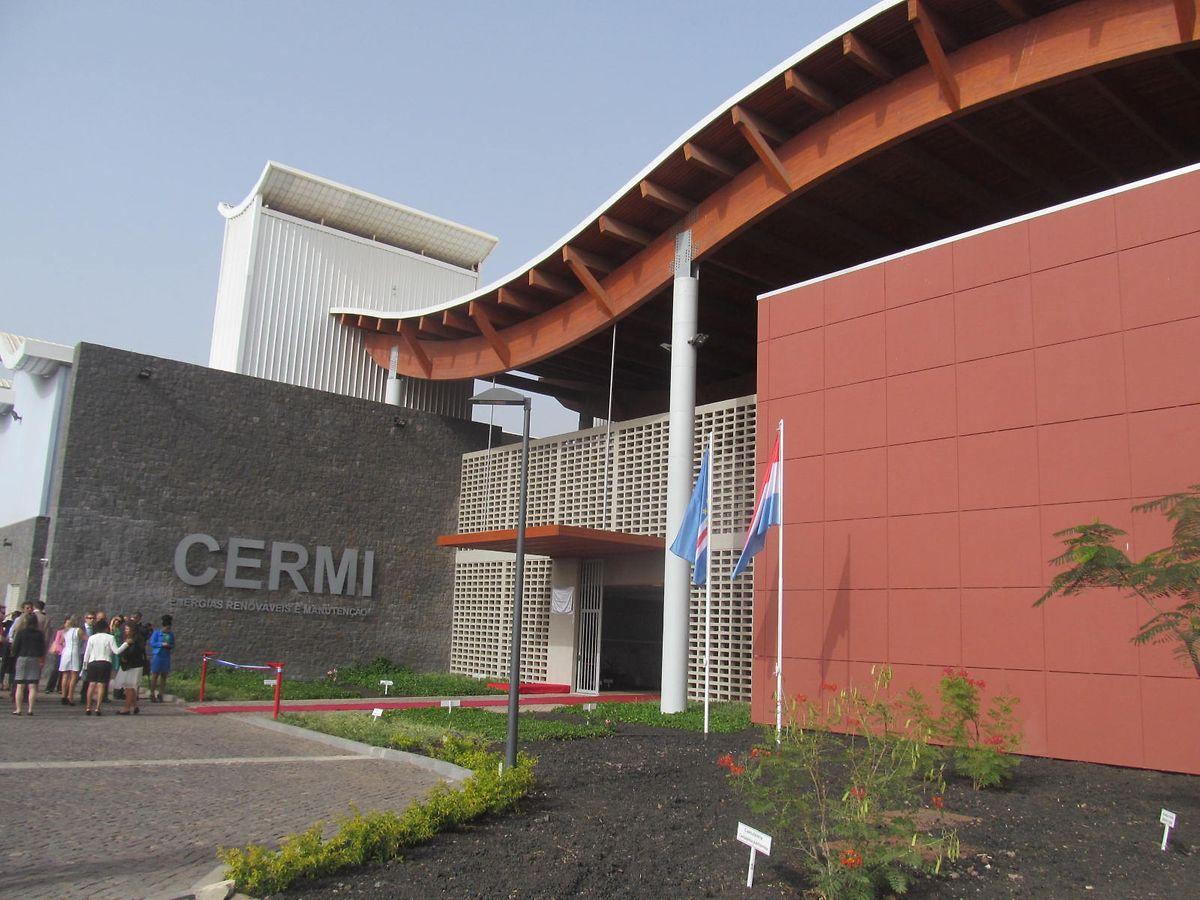 O CERMI foi inaugurado pelo Grão-Duque e pelo Presidente Cabo Verde, Jorge Fonseca, em Março deste ano